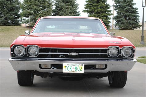 modded muscle cars 1969 chevrolet chevelle 383 resto mod muscle car