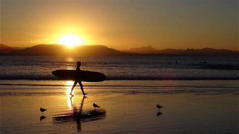 Fasteners Australia Sunset Beach Screensaver Watch The