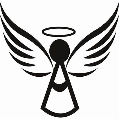Halo Angel Wings Clip Clipart Clipartion