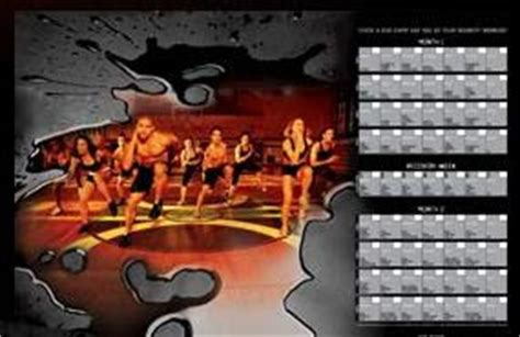 insanity  day workout