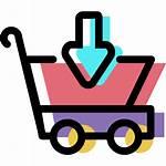 Ecommerce Symbol Icon Icons Einkaufswagen Einkaufen Shopping