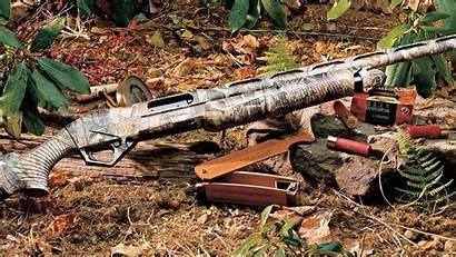 Hunting Rifle Shotgun Desktop Wallpapers Wallpapersafari Jungle
