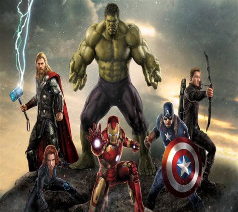 Avengers Assemble wallpaper by sergiugreat - f2 - Free on ...
