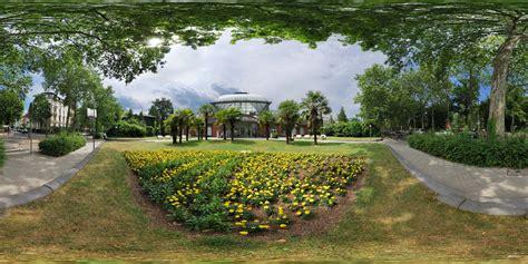 Botanischer Garten Hessen by Kubische Panoramen Panorama Foto Frankfurt Am