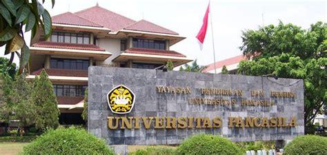 Tips Wanita Hamil 2 Bulan Biaya Kuliah Dan Jurusan Di Universitas Pancasila Kata Co Id