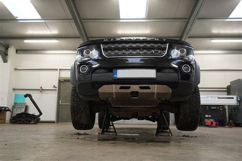 land rover discovery bash guard prospeed