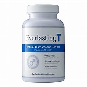 Everlasting T - Testosterone Booster - Natural Testosterone Supplement