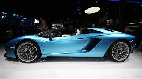 Lamborghini 2019 :  2019-2020 Lamborghini Aventador Svj Roadster