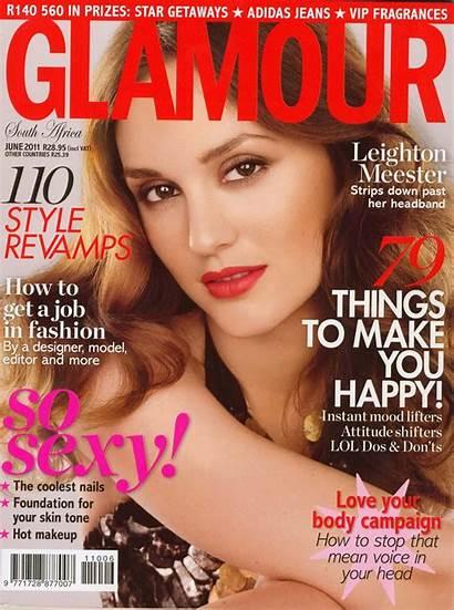 Glamour Magazine Boyes Carrol