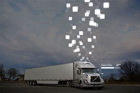 volvo trucks increases uptime  efficiency  remote