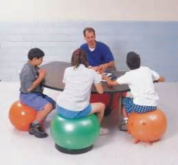ball chair classroom flickr photo sharing