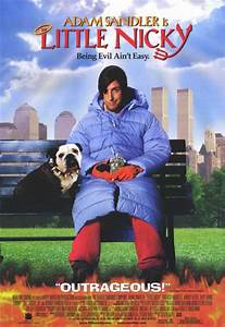 Little Nicky Movie Posters From Movie Poster Shop