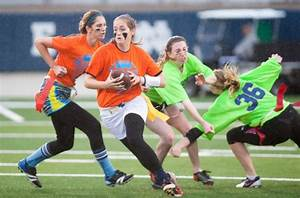 Flag football: more than a game // The Observer