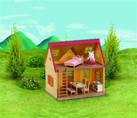 sylvanian families cottage sylvanian families cosy cottage starter home sf5242 new ebay