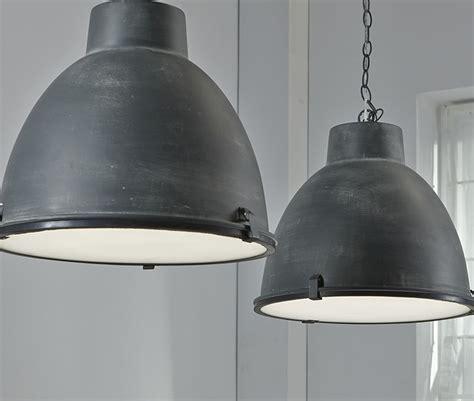 Luminaire Suspension Mtal Industriel Bano