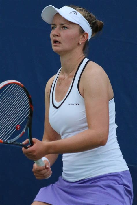 The list of wta number 1 ranked players shows the professional women's tennis players who have been or currently are ranked world no. Barbora Krejčíková - Wikipedia