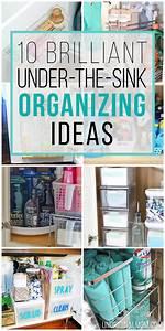 10, Brilliant, Under, The, Sink, Organization, Ideas