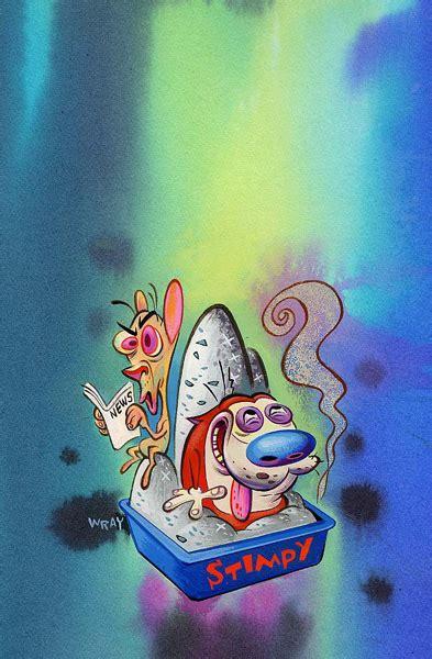 cartoon concept design bill wray