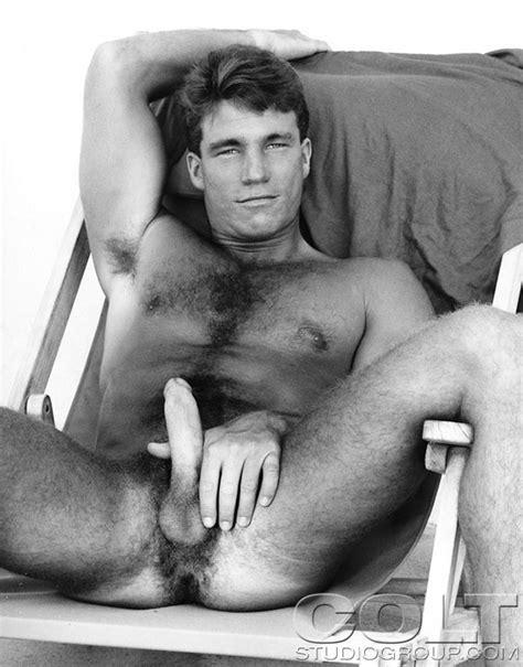 Horny Stud Mitch Gaines