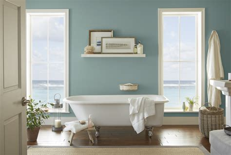Behr Bathroom Colors by Colorfully Behr Color Of The Month In The Moment