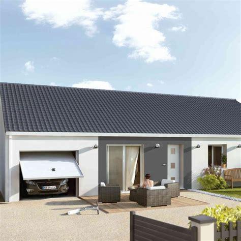 prix maison plain pied 3 chambres maison à petit prix plans et modèles de maisons