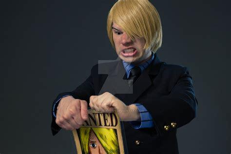 Sanji's Wanted Poster By Jurassicjeremy