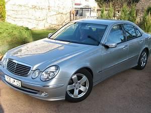 Mercedes Montlucon : vend magnifique e 320 cdi w211 204 cv ~ Gottalentnigeria.com Avis de Voitures