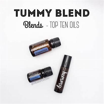 Digestzen Doterra Tummy Blend Essential Roller Bottle
