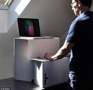 where can i buy a standing desk 25 cardboard box that could transform your workspace into
