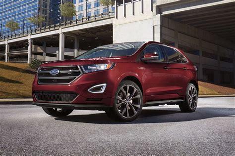 ford edge gas mileage     ford cars