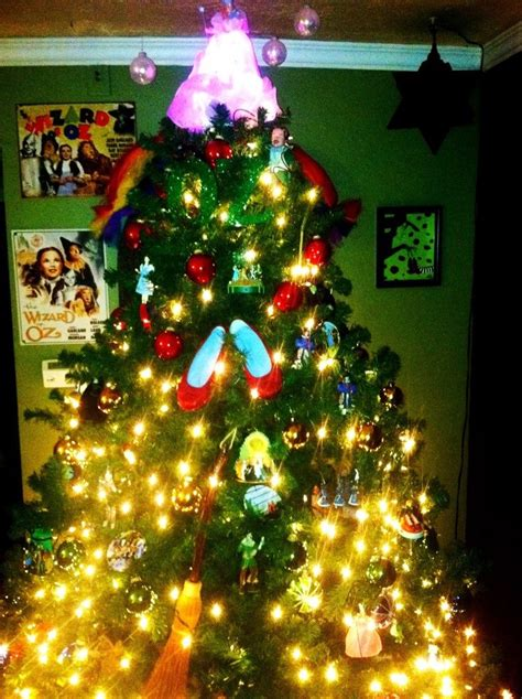 wizard of oz christmas tree i have been trying to