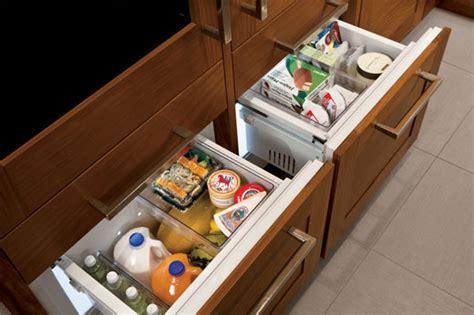 ge monogram   refrigerator  wine reserve trendy gadget