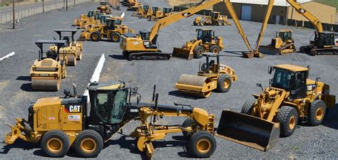 types  heavy equipment   construction