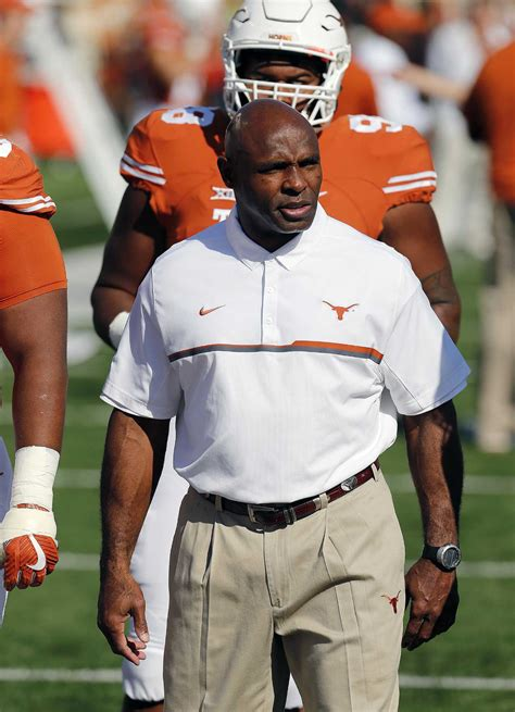 longhorns charlie strong  afford  lose anymore