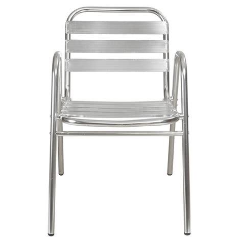 fauteuil chaise chaise terrasse aluminium mobilier restaurant mobeventpro