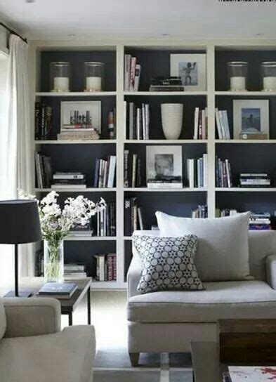 shelving  accent wall paint bookshelves  living