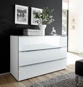 Kommode Weiß Mit Glas : nolte m bel kommode alegro style breite 160 cm glasfronten online kaufen otto ~ Bigdaddyawards.com Haus und Dekorationen