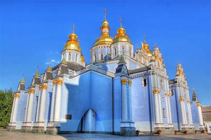 Churches Kiev Domes Golden Thousand Neverendingfootsteps