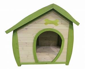Niche Petit Chien : niche pour chien en bois animaloo ~ Melissatoandfro.com Idées de Décoration