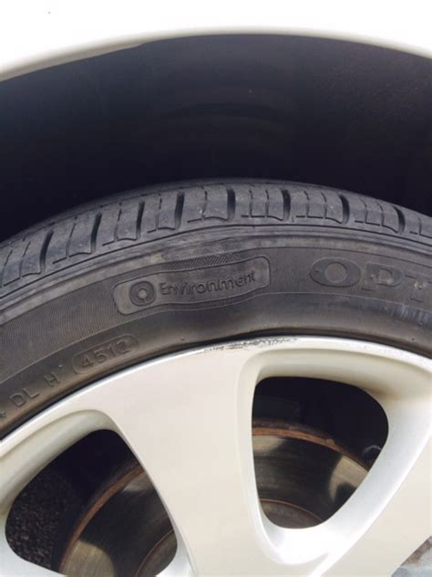 hyundai elantra bubbles  tire side wall  complaints