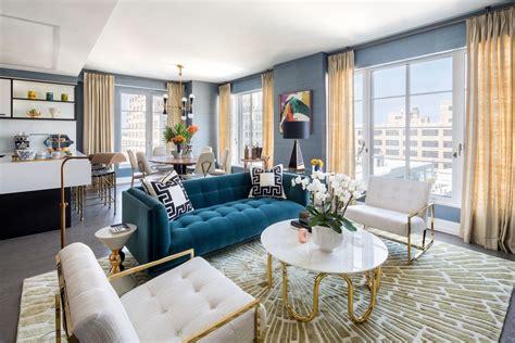 sj home interiors jonathan adler designs a splashy model apartment for