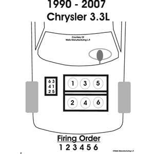 solved firing order diagram 1999 chrysler town fixya chuckster57 65 shelburneartcenter org