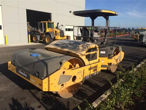 volvo ddb asphalt compactors construction equipment