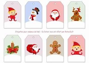étiquettes De Noel à Imprimer : tiquettes pour cadeaux de no l imprimer et d couper ~ Melissatoandfro.com Idées de Décoration