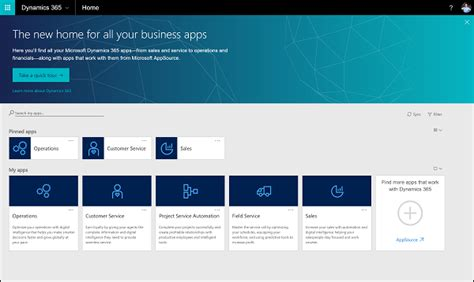 Quickly navigate with the Office 365 app launcher and the