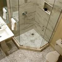 great small space corner shower Smart and Elegant Small Space: After | Best Bath Before and Afters 2012 | This Old House