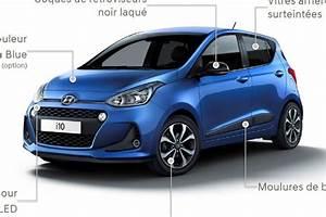 Hyundai I20 Blanche : hyundai edition mondial une s rie sp ciale pour i10 i20 et tucson photo 4 l 39 argus ~ Gottalentnigeria.com Avis de Voitures