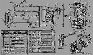 32 3406b Cat Injection Pump Diagram