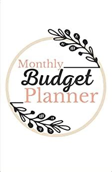 monthly budget planner family budget plannerfinancial