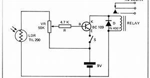 Sakelar Otomatis Sensor Cahaya